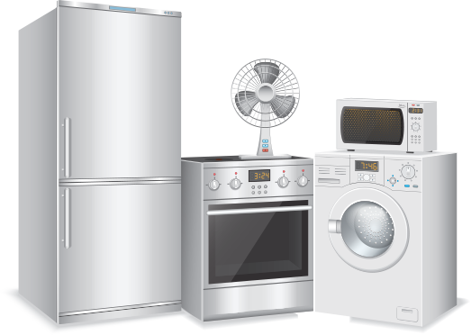 Buy Refrigerator, Stove, Oven, Microwave, Washing Machine, Dryer in Westbrook, Maine
